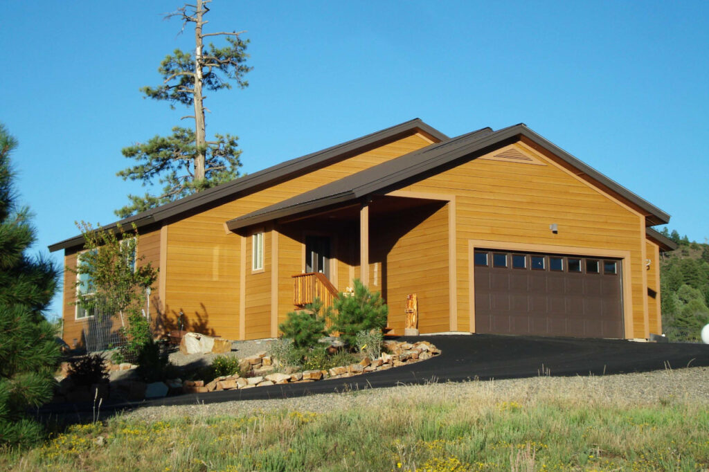 TOPAZ WITH CEMENT BOARD SIDING